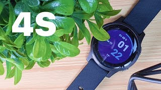 Garmin Vivoactive 4s Smart Watch Review
