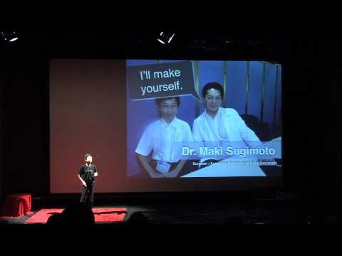 Modeling My Dream Kyosuke Yamamoto at TEDxOsaka