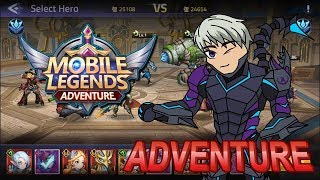 MOBILE LEGENDS ADVENTURE - GAME REVIEW BY GUSION