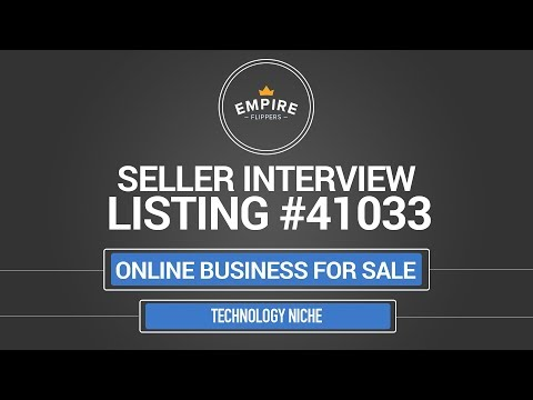 Online Business For Sale – $3.6K/month in the Technology Niche