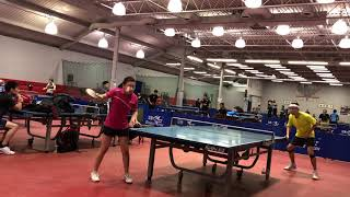 Cctta Hai Ming vs Demi 2019-20 Cctta house league div1 RR2