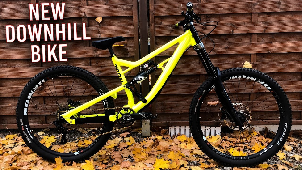New Bike Day Rose Bikes Soulfire Dh