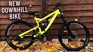 NEW BIKE DAY! Rose Bikes Soulfire DH