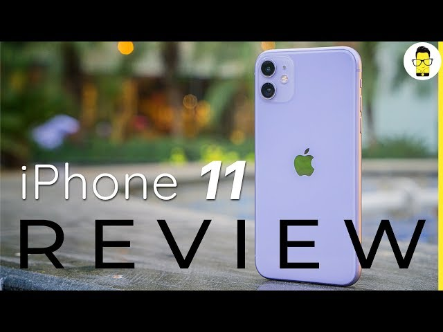 iPhone 11 review: it's the smartest iPhone I've ever used! comparison with iPhone XR