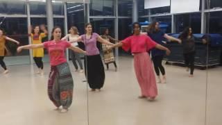 Bollywood dance aa ante amlapuram