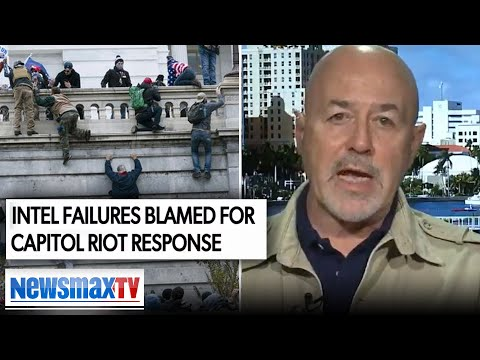 Ex-police Commissioner reacts to new Jan. 6th intel | Bernard Kerik on Newsmax TV