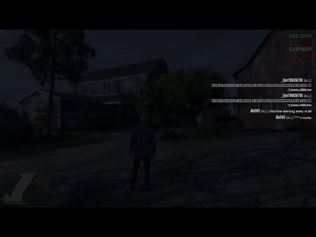 GTA 5 - Online Playing