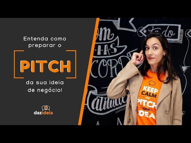 Pitch: como apresentar sua ideia