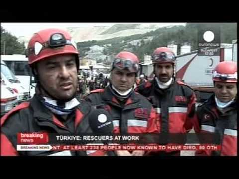 TURKEY: MINE DISASTER 4