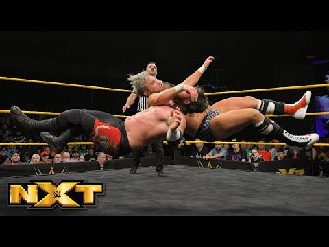 Moustache Mountain vs. Forgotten Sons - Dusty Rhodes Tag Team Classic: WWE NXT, March 13, 2019