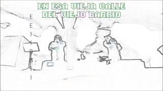 BORDÓN 4 LOS CONDENADOS VIDEO LETRA