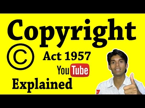What is copyright strike in hindi