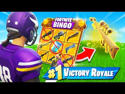 *NEU* LEGENDÄR BINGO Modus in FORTNITE!