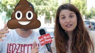 Do Women Poop?