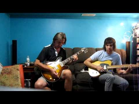 Sway (Rolling Stones cover) - Mark Taylor feat. Jeff Jozwiak