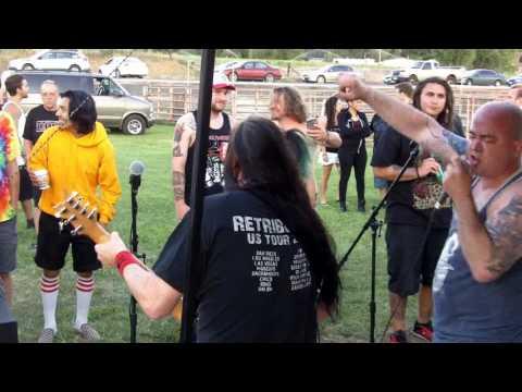 Beyond Theory - Hadley Fest _ Yakima Wa. 7-1-17 _Modern Day Primitive