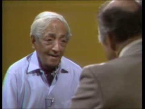 J. Krishnamurti - San Diego 1974 - Conversation 8 - Does pleasure bring happiness?