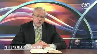 Sub protecția lui Dumnezeu  Petru Amarei, președinte RTN Chicago