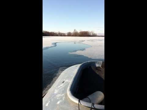 Layout Boat Ice Breaker