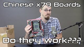 Chinese x79 Motherboards... Do they even work???