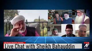Live Chat with Sheikh Bahauddin  Turkish  English  17 April 2021