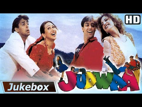 Judwaa  [1997] Songs (HD) - Salman Khan - Karishma Kapoor - Rambha | 90's Hit Songs | Video Jukebox