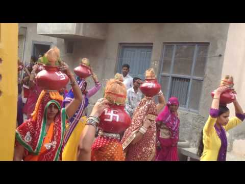 Shri Durbal Nath ji ki Yatra in Fazilka by khteek Samaj part ll