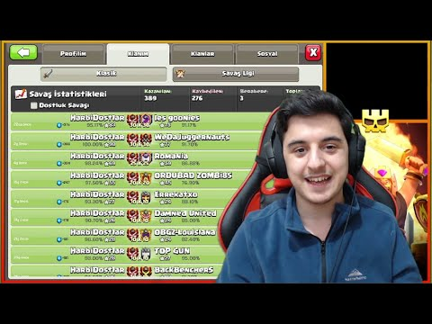 KLAN SAVAŞLARI SALDIRI TAKTİKLERİ TH13  - CLASH OF CLANS