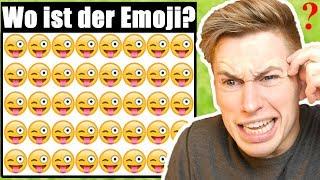 Nur 3% finden den falschen Emoji.. 😵😵