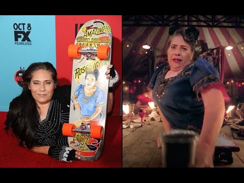 Rose Siggins Who Played 'Legless Suzi' on American Horror Story Dead at 43