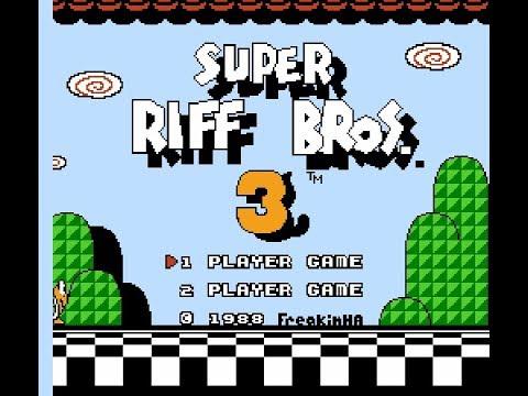 [ROM Hack] Super Riff Bros. 3