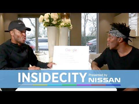 KSI VISITS STERLING'S HOUSE! | INSIDE CITY 290