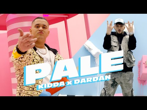 Смотреть клип Kidda Ft. Dardan - Pale