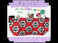 Minnie Mouse Stroller Caddy Universal Fit Stroller Organization With Cup Holders 812400027484 | eBay