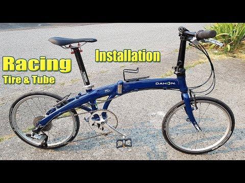 Lightest Foldable Racing Bike! - Faster Than A Road Bike? (Dahon Mu P24) [4K] 21:9