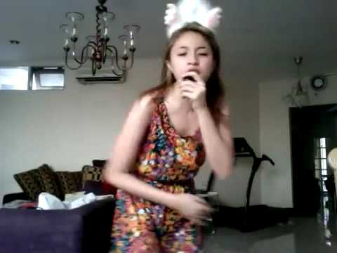 marshanda Move Over Spice Girl (cover)
