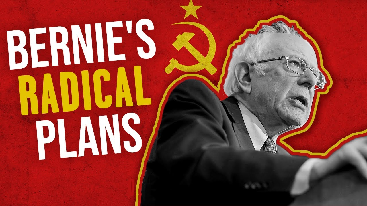ON DAY ONE a Democratic Socialist, President Bernie Sanders would CRIPPLE our nation - Glen Beck