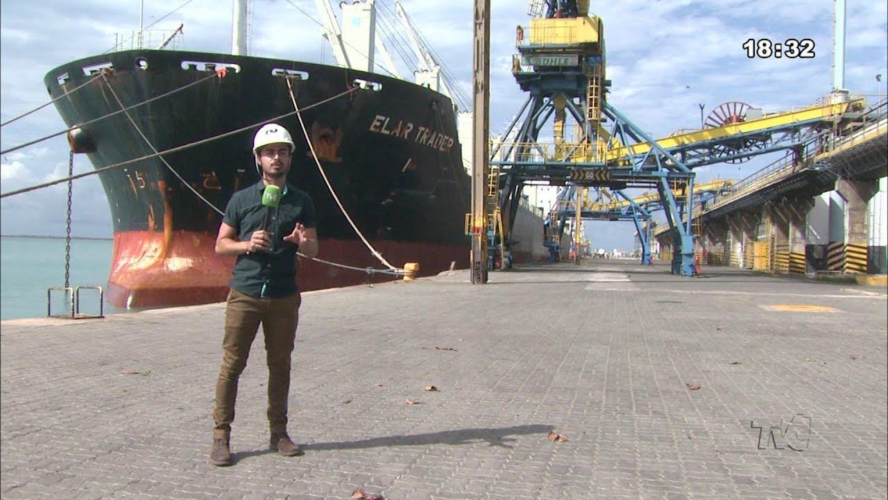 VÍDEO: Porto do Mucuripe atinge melhor resultado financeiro dos últimos 5 anos
