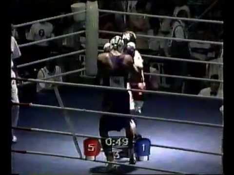 Orhan Delibas Story of a true legend by the Europian championchip boxing in Bursa  Turkey 1993