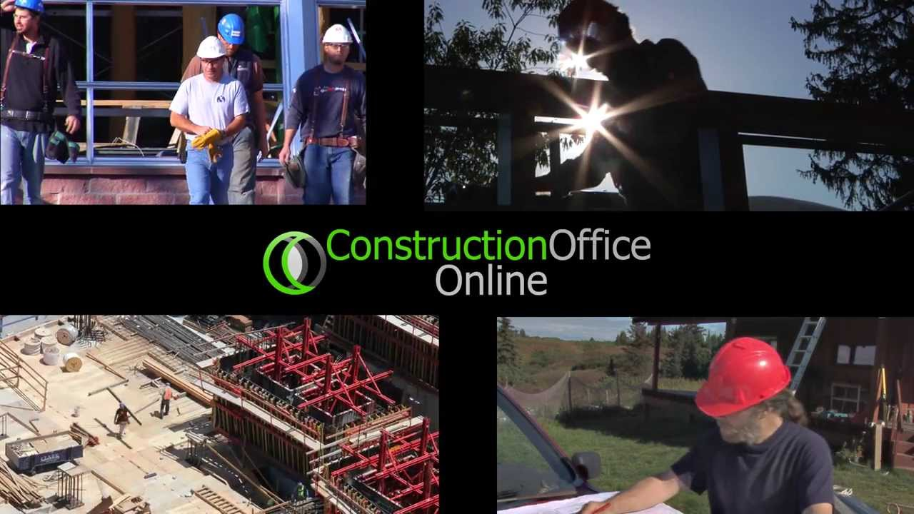 construction office online
