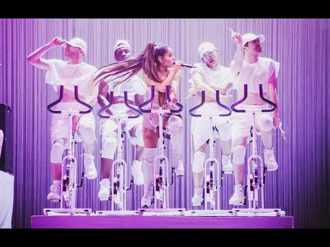 Be Alright/Side To Side/Into You - Ariana Grande Live in Seoul Korea Dangerous Woman Tour (HD)