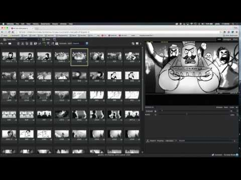 WEBINAR - Pre-Production using Storyboard Pro and Flix from The Foundry