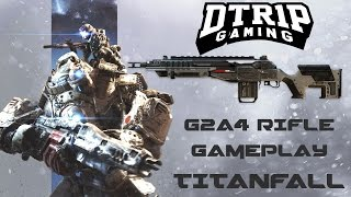 Titanfall G2A4 Rifle Gameplay on Attrition