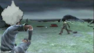 AFRO Samurai Level 10 Ninja Ninja