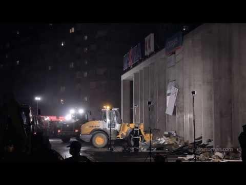 MAXIMA Shopping Center Tragedy (Riga, Latvia, 2013)