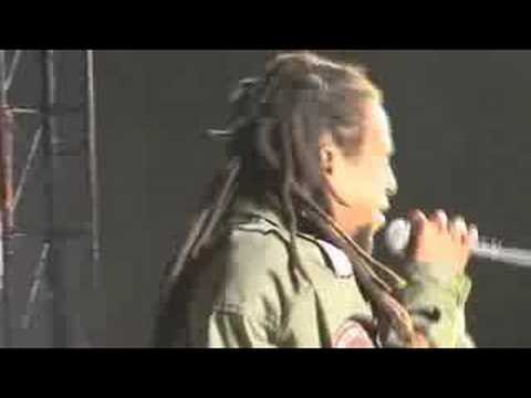Jah Cure Performs in Mandeville, Jamaica