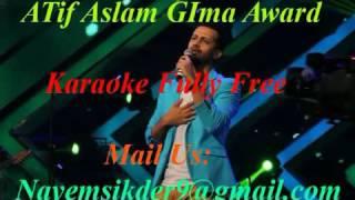 Atif Aslam Gima Award Karaoke Full