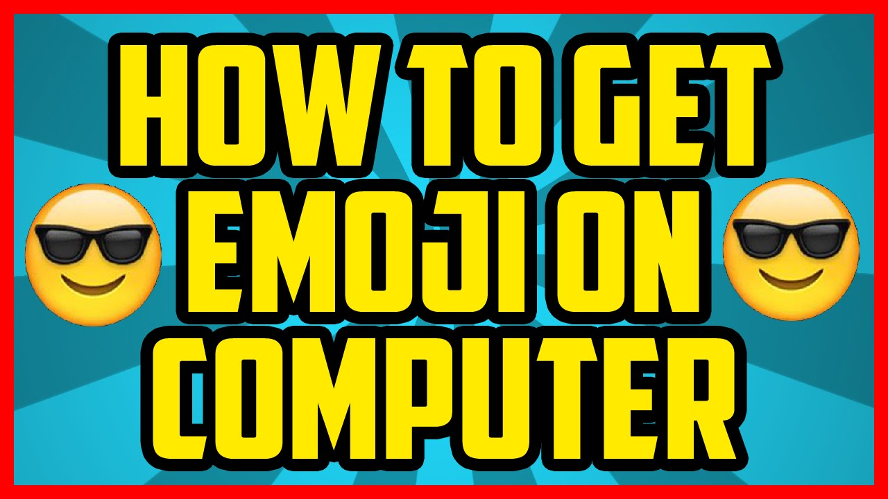 How to get emoji on computer without any software 2017 how to get how to get emoji on computer without any software 2017 how to get emoji on instagram laptop pc youtube ccuart Images