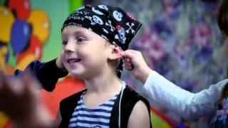 Пиратский праздник для детей в Солнечногорске.