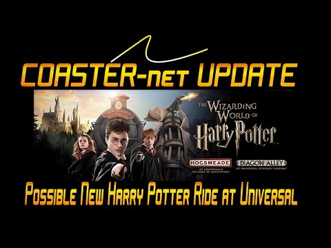 COASTER-net Update: New Patent for Harry Potter Ride at Universal